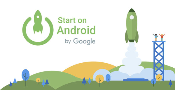 start on android